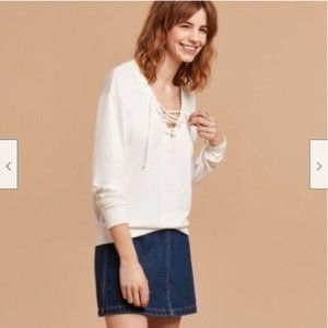 Aritzia Wilfred Free Antonova Knit Top, Size XS